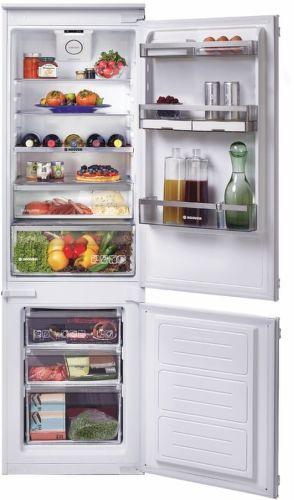 HOOVER BHBS 174 NHG, smart vestavná kombinovaná chladnička