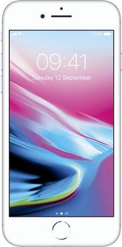 Apple iPhone 8 128GB stříbrný