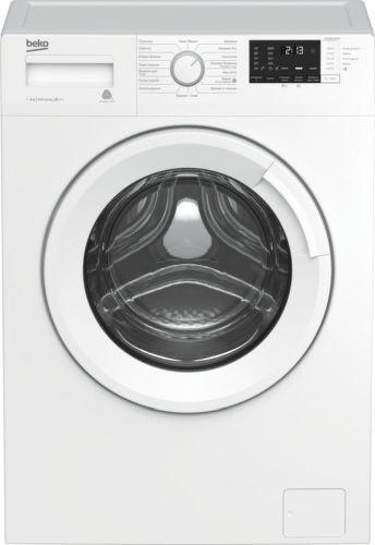 BBeko WUE6512CSX0, Pračka plněná zepředu
