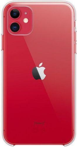Apple kryt pro iPhone 11, transparentní