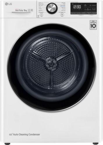 LG RC91V9AV2W, smart sušička prádla
