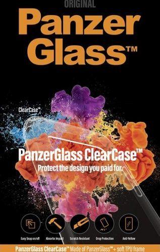 PanzerGlass ClearCase pouzdro pro Apple iPhone 11, transparentní
