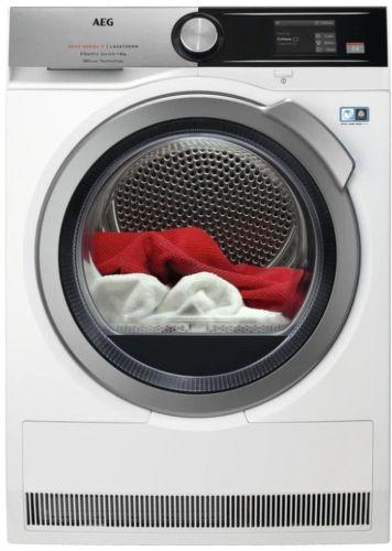 AEG T9DBA68SC, smart sušička prádla