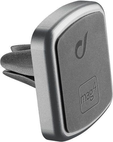 CellularLine Mag4 Handy Force Pro magnetický držák do ventilace, černá