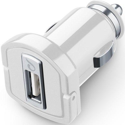 CellularLine Ultra 1x USB nabíječka 10W, bílá