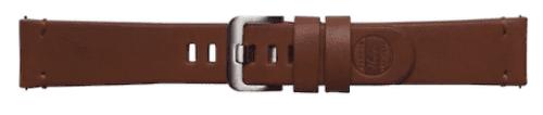 Samsung Braloba Essex hnědý kožený řemínek
