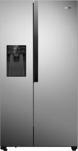 GORENJE NRS9182VX, nerezová americká chladnička