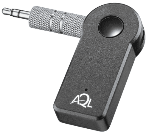 CellularLine Bluetooth audio přijímač AQL, černá