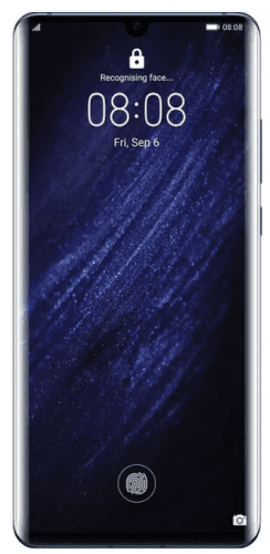 Huawei P30 Pro 128 GB modrý