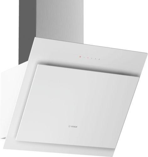 BOSCH DWK67CM20, bílý nástěnný odsavač par