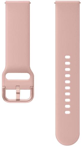 Samsung sportovní řemínek 20 mm pro Samsung Galaxy Watch Active2 růžový