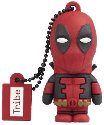 Tribe Marvel Deadpool 16GB