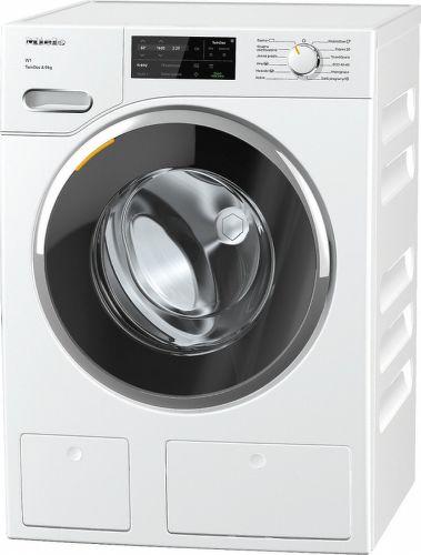 MIELE WWG660, bílá pračka plněná zepředu