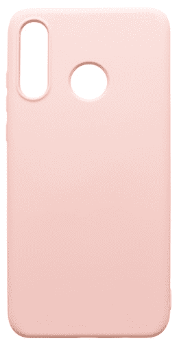 Mobilnet gumové pouzdro pro Huawei P30 Lite, růžová