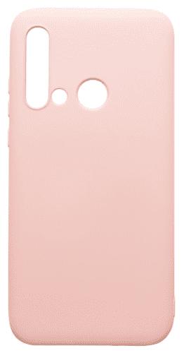 Mobilnet gumové pouzdro pro Huawei P20 Lite, červená