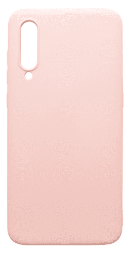 Mobilnet gumové pouzdro pro Xiaomi Mi 9, růžová