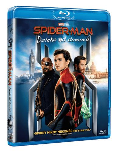 Spider-Man: Daleko od domova - BD