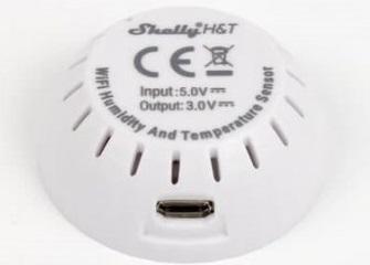 Shelly HT-USB-W
