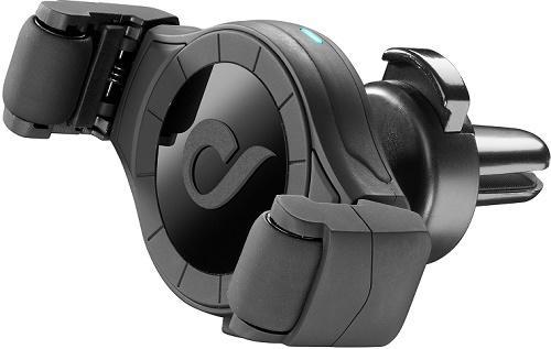 Cellularline Handy Roll držák do ventilace Qi, černá