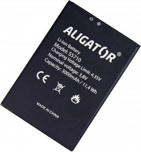 Aligator Li-ion baterie S5710