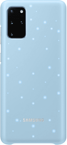 Samsung LED Cover pouzdro pro Samsung Galaxy S20+, modrá