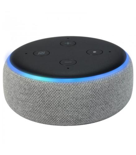 Amazon Echo Dot, 3rd GEN, Light Grey