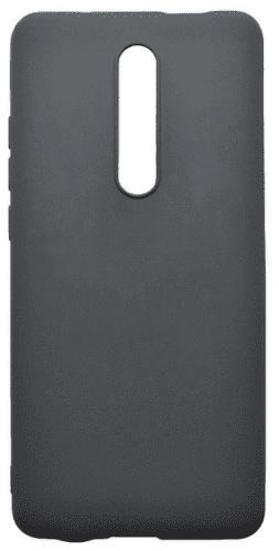 Mobilnet gumové pouzdro pro Xiaomi Mi 9T, černá