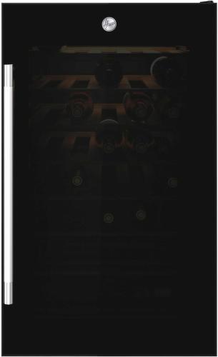 HOOVER HWC 154 DELW, černá smart vinotéka