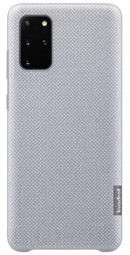 Samsung Kvadrat Cover Recycled pro Samsung Galaxy S20+, šedá
