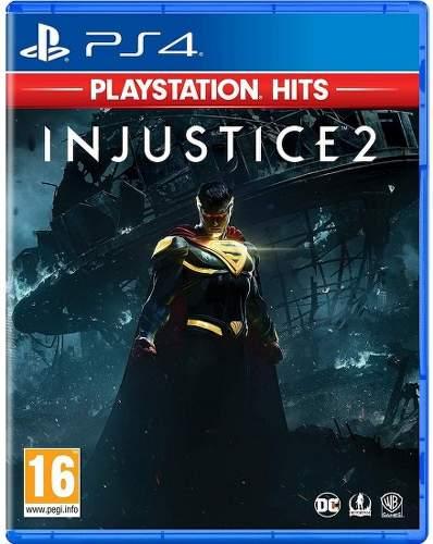 Injustice 2 (PS Hits Edition) - PS4 hra