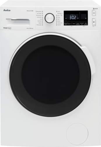 AMICA PPS 61213 BW, bílá pračka plněná zepředu
