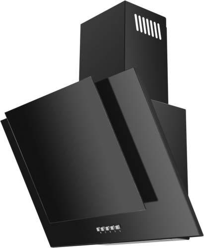 AAMICA SKZ 62 BB, černý komínový odsavač par