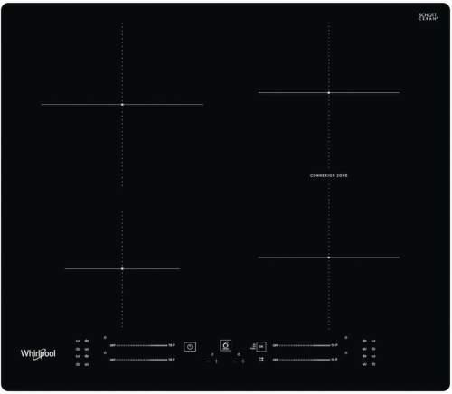 WHIRLPOOL WB S2560 NE, černá indukční varná deska