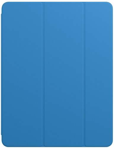 "Apple Smart Folio pouzdro pro iPad Pro 12.9"" (2020) MXTD2ZM/A modré"