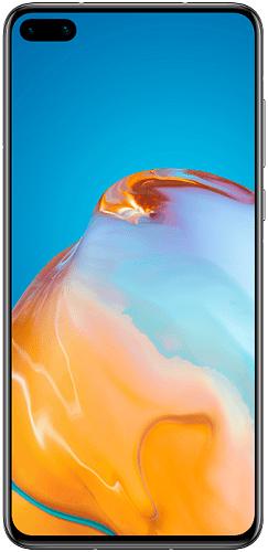 Huawei P40 Dual SIM šedý
