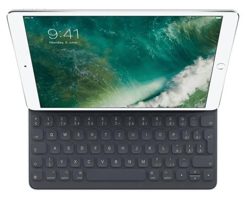 Apple Smart Keyboard SK pro iPad 10,2'' a iPad Air 10,5'' MX3L2SL/A černá