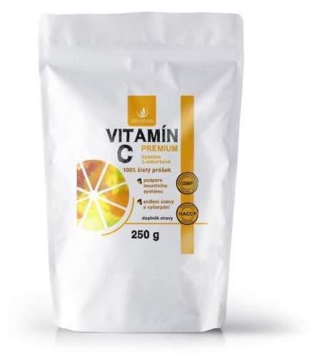 Allnature Vitamín C prášok Premium 250 g, Doplnok stravy1