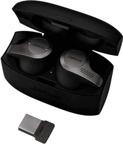 Jabra Evolve 65t černé