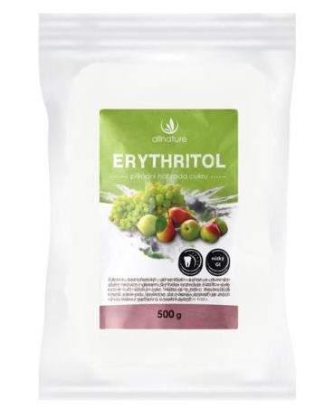Allnature erythritol 500 g sladidlo
