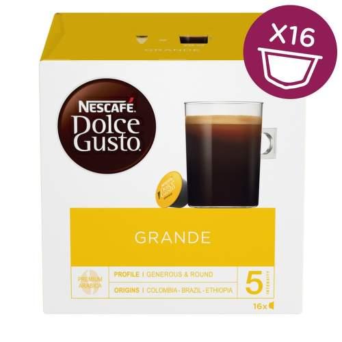 Nescafé Dolce Gusto Grande kávové kapsle 16 ks