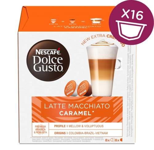 NESCAFÉ® Dolce Gusto® Latte Macchiato Caramel