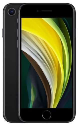 Apple iPhone SE 2020 128 GB Black černý