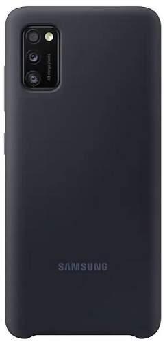 Samsung silikonové pouzdro pro Samsung Galaxy A41, černá
