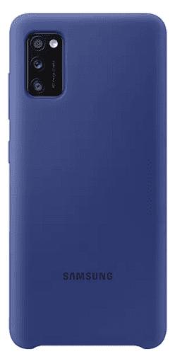 Samsung silikonové pouzdro pro Samsung Galaxy A41, modrá