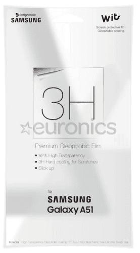 Samsung Original fólie pro Samsung Galaxy A51, transparentní