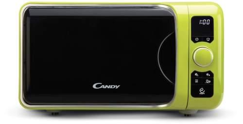 CANDY EGO-G 25D CG - zelená mikrovlnná trouba