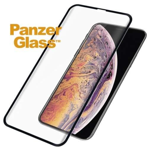 PanzerGlass ochranné sklo pro Apple iPhone Xs Max, černá