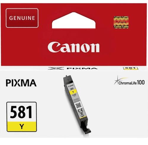 Canon CLI-581 žlutá