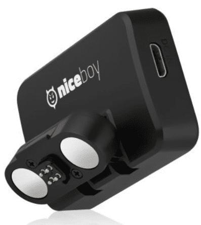 Niceboy magnetický držák s GPS pro Pilot XRS