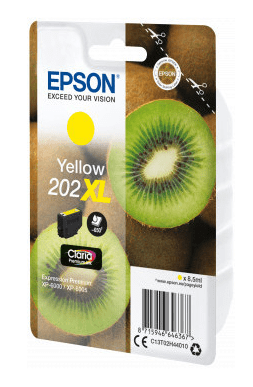 Epson 202 XL žlutá